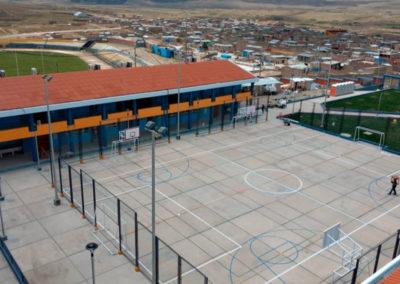 INSTITUCIÓN EDUCATIVA RICARDO PALMA Espinar – Cusco