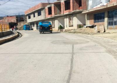 SANEAMIENTO, PISTAS Y VEREDAS – SHAURAMA Huaraz – Huaraz