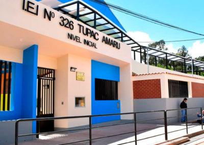 INSTITUCIÓN EDUCATIVA INICIAL – TÚPAC AMARU Cusco – Cusco