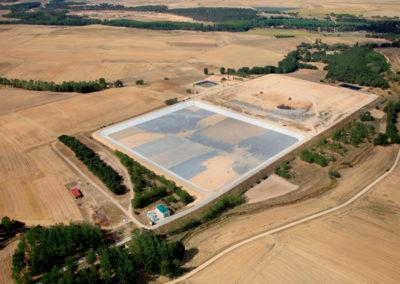CONSTRUCCIÓN Y CIERRE DE RELLENO SANITARIO Segovia – España